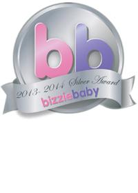 2014 Bizziebaby Silver