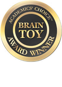 2015 Academics Choice Awards BRAIN TOY Wordphun