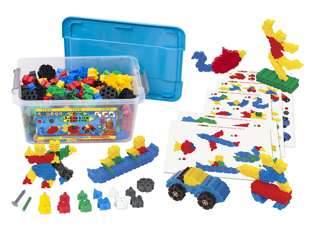 41035SD Junior Starter Set 300 in Tub