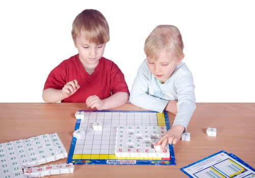 Morphun Mathsphun Addition and Board with Kids
