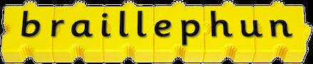 Morphun Braillephun Logo