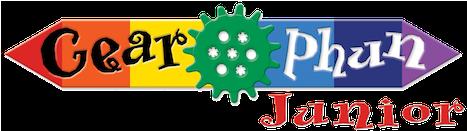 Moprhun Gearphun Junior Logo