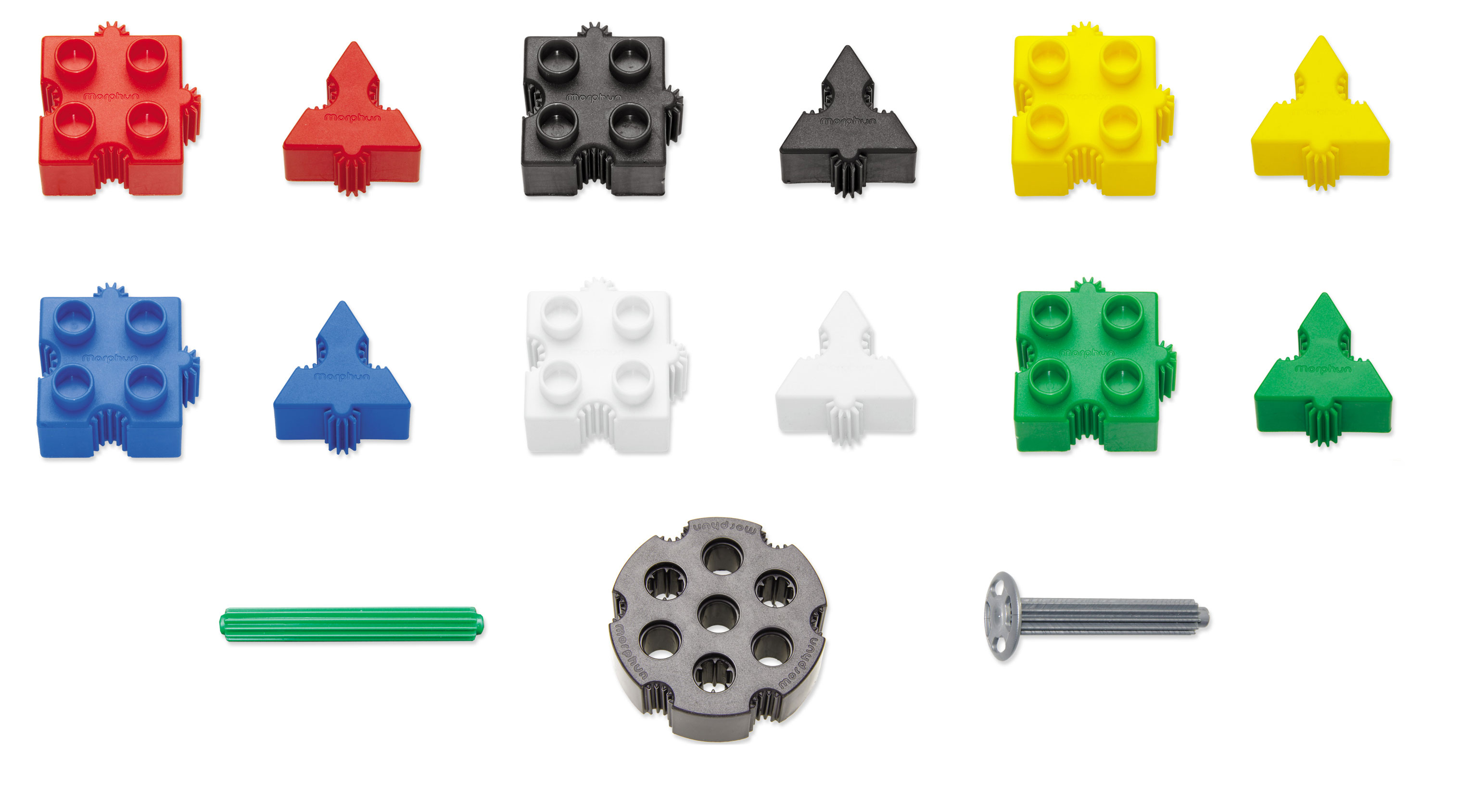 Morphun Junior Starter Pieces