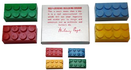 Kiddicraft Bricks - Hilary Page