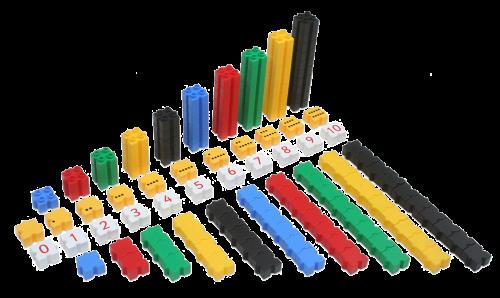 Morphun Kindermaths 0-10 game Pieces