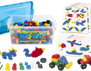 41036PL Junior Starter Set 600 Tub