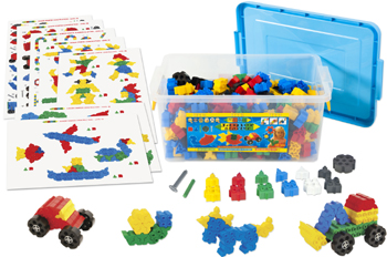 41037PL Junior Starter Set 500 Tub