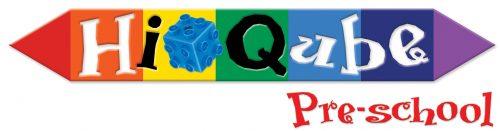 Hi-Qube Pre-School Logo