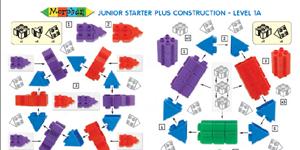 LT390 Instructions Junior Starter Plus Level 1A Thumbnail