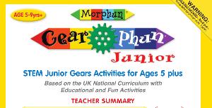 LT298 V1 Morphun Teacher Gearphun Junior Activity Workcards - Summary