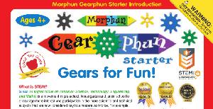 LT307 V6 Morphun Gears for Fun! Starter Leaflet
